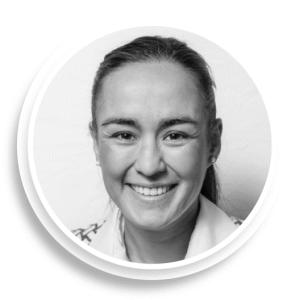 Emma black and white profile pic