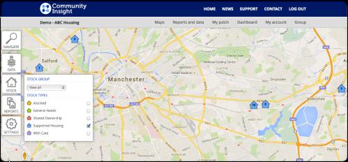 Community Assets Mapped